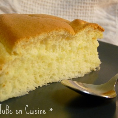 Gâteau Dukan au fromage blanc