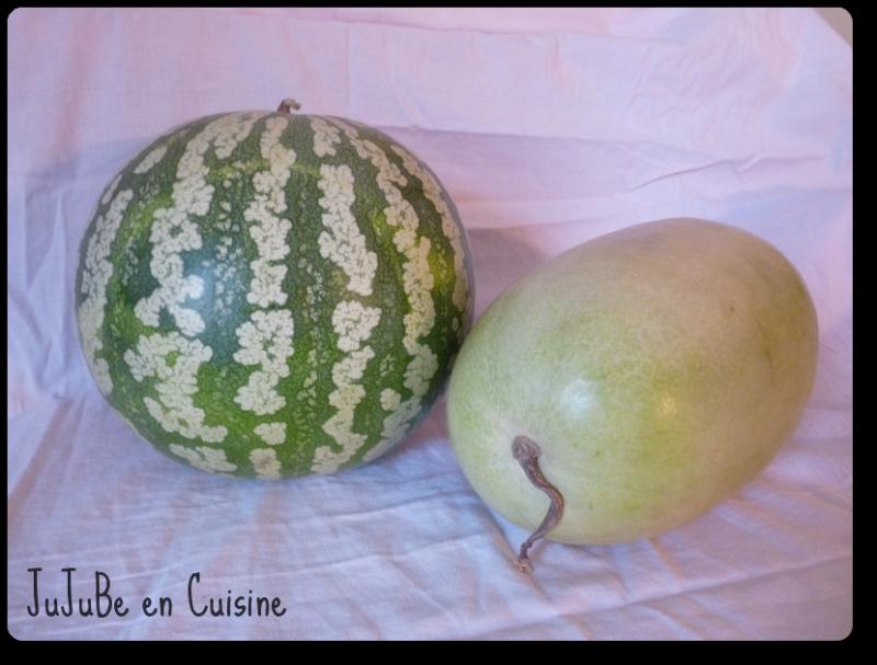 Qu'est-ce que la méréville ? (citre, gigérine, pastèque blanche, pastèque à confiture,...)