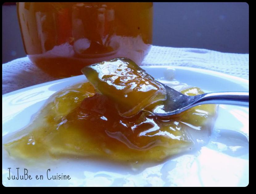 confiture de citre recette