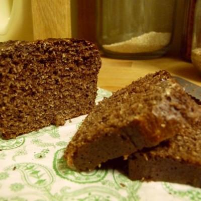 Delice de cake choco-noisette (Dukan)
