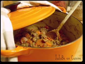 Boeuf carottes (ou bourguignon)