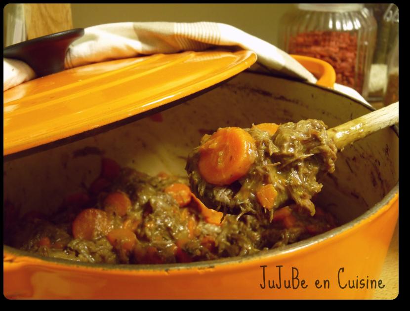 boeuf carottes ou bourguignon jujube en cuisine. Black Bedroom Furniture Sets. Home Design Ideas