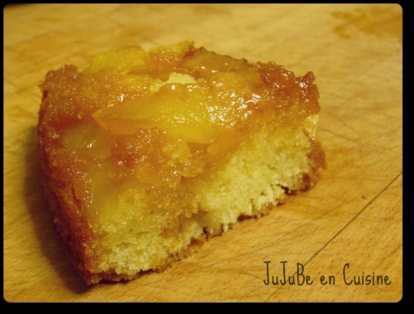 Gateaux aux pommes beurre