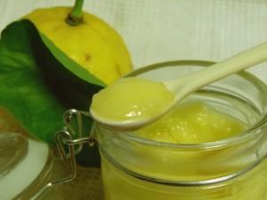Lemon curd, sans beurre