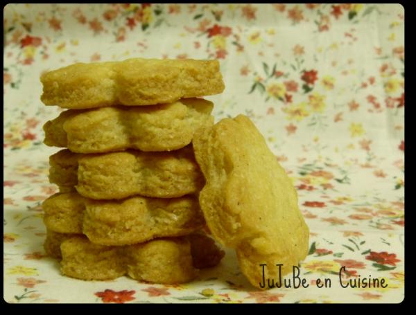 Petits sablés au spéculoos (ou pas) | Jujube en cuisine