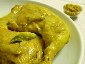 Colombo de poulet express