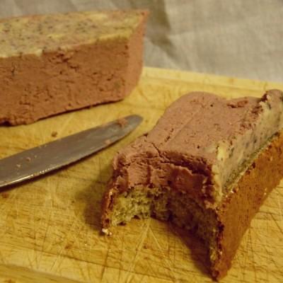 Terrine de foie de volaille (ou Foie gras Dukan)