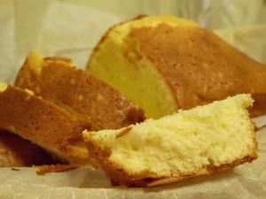 Gâteau à la Madeleine