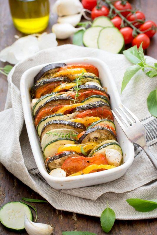 Tian de légumes du soleil | Jujube en cuisine