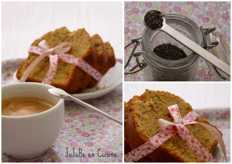 cake au citron et graines de pavot jujube en cuisine. Black Bedroom Furniture Sets. Home Design Ideas