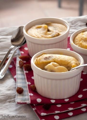 Crèmes dessert à la farine de maïs (dessert express et sans gluten)