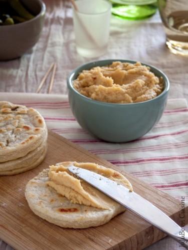 Recette de houmous fait maison pur e de pois chiche vegan jujube en cuisine - Houmous recette sans tahini ...