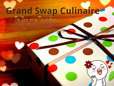Grand swap culinaire