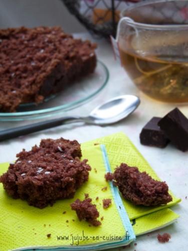 Gâteau (très) moelleux choco-coco