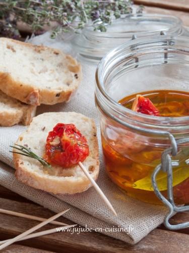 Comment faire des tomates confites maison ?
