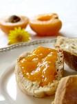 Confiture abricot coco