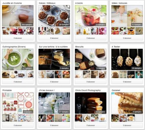 Suivez Jujube en Cuisine sur Pinterest !