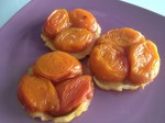 tatin d'abricot
