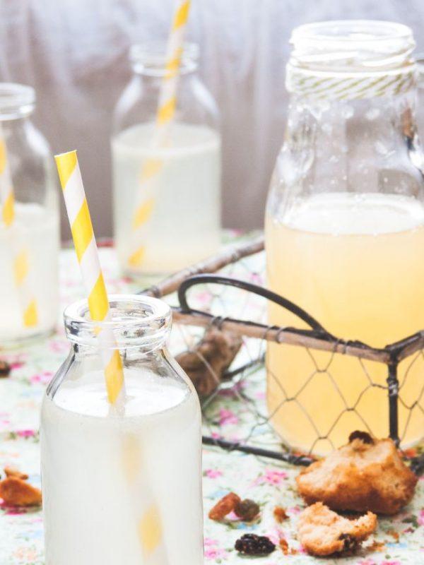 Sirop de citron maison | Jujube en cuisine