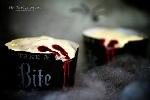 Le baiser de Dracula version cupcake de Viviana