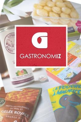 Box Gastronomiz : La boite à miam d'octobre 2013