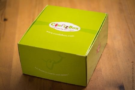 Les bonbons de ConfizBox