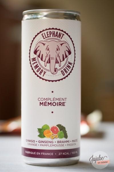 Complément mémoire de ELEPHANT MEMORY DRINK