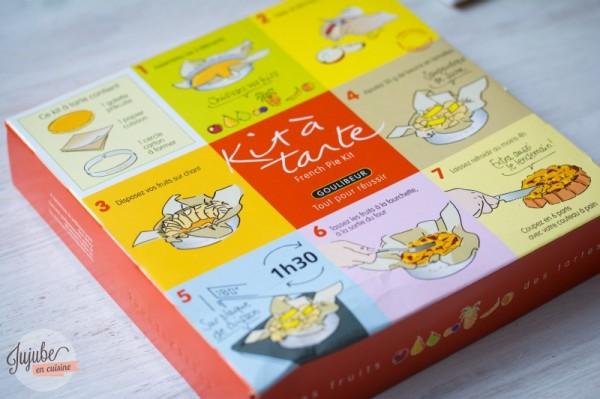 Kit à tarte de GOULIBEUR