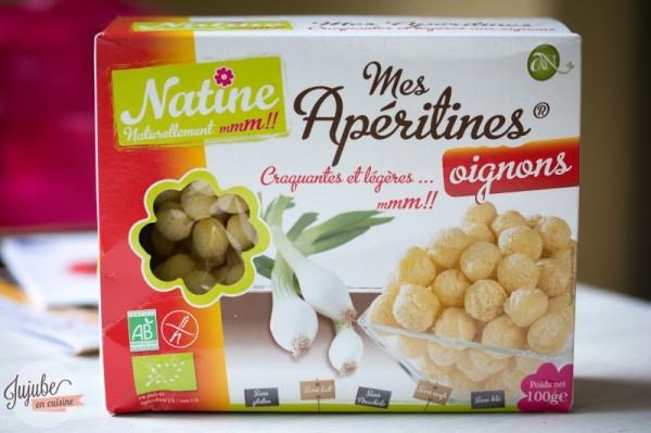 Les Apéritines oignons de NATINE