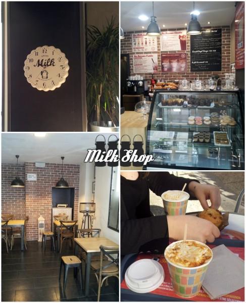 Milk Shop en Avignon