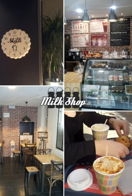 J'ai testé le Milk Shop un coffee made in France