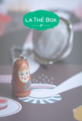 La thé box de Novembre : Un thé à Saint Pétersbourg !