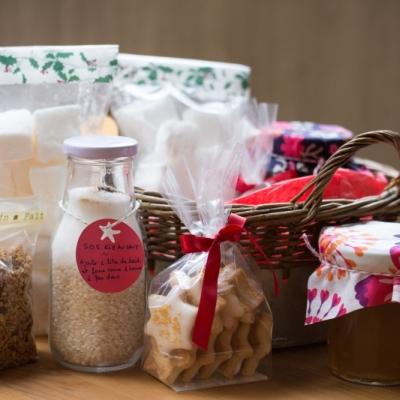 Offrir des cadeaux gourmands pour Noël
