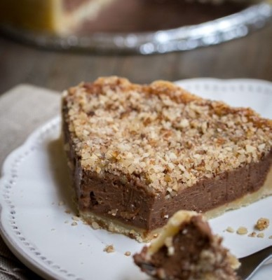 Cheesecake au nutella sans cuisson (et sans huile de palme, oui c'est possible !)