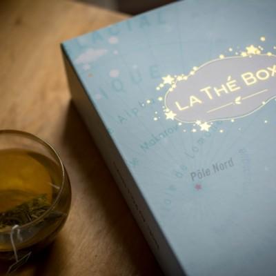 La thé Box de Décembre : Un Noël au Pôle Nord