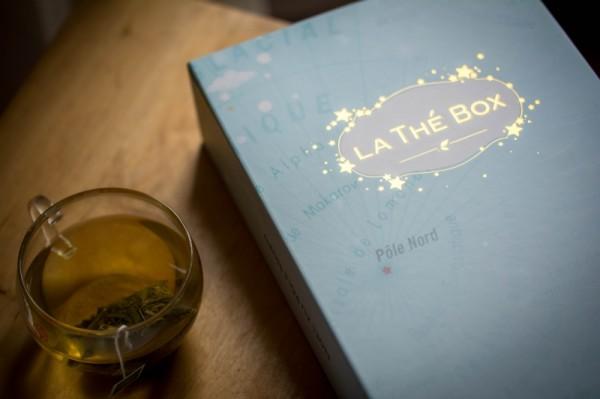 Un Noël au Pôle Nord - La Thé Box