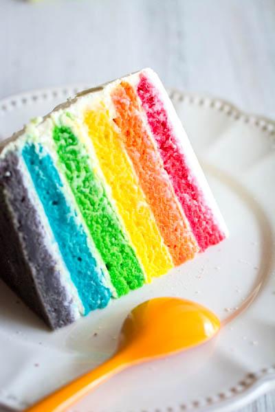 Recette Cake Design Rainbow : Recette du gateau au yaourt, un classique declinable a l ...