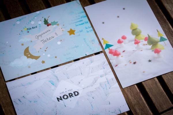 Cartes postales signées Griottes