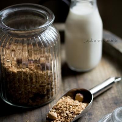 Faire un granola maison