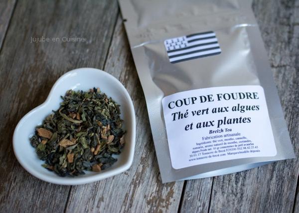 Breizh Tea - Coup de foudre