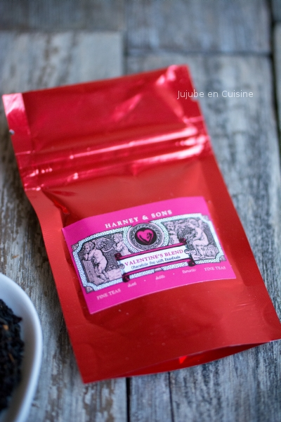 Harney & Sons - Valentine's Blend