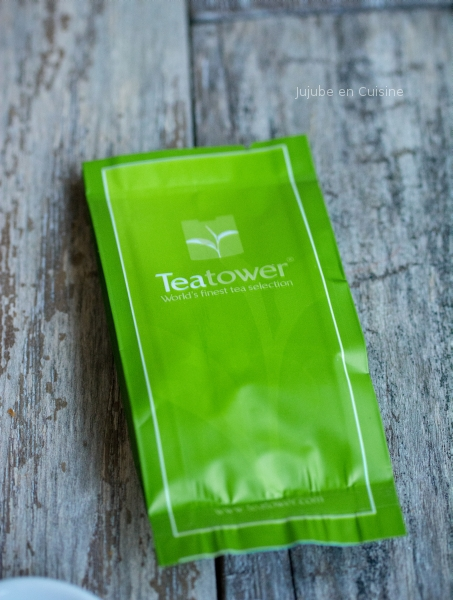 Tea Tower - Velours et dentelles