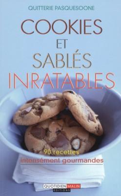 cookies et sables inratables
