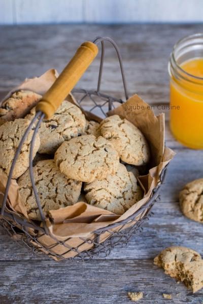 Des cookies tout coco