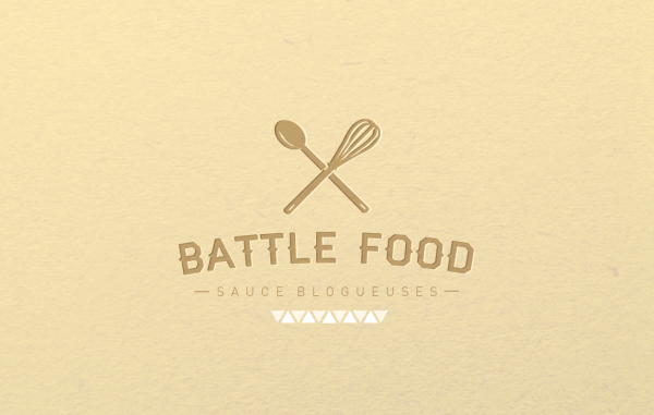 Logo Battle Food