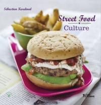 Le livre de Sébastien Kardinal Street food culture