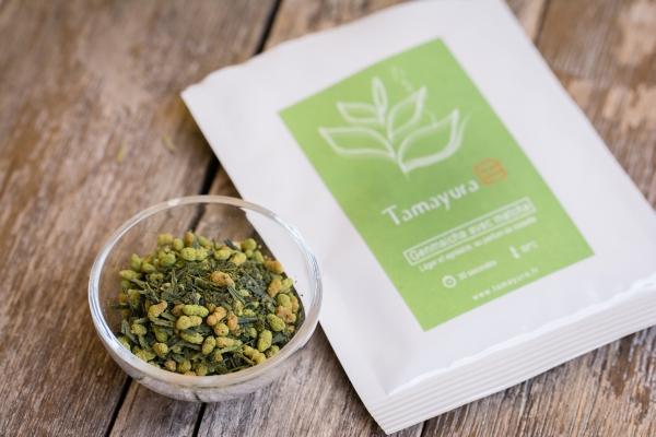 La thé box - Genmaïcha avec matcha - Tamayura