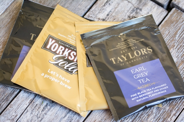 La thé box - Yorkshire Tea Time - Taylors of Harrogate