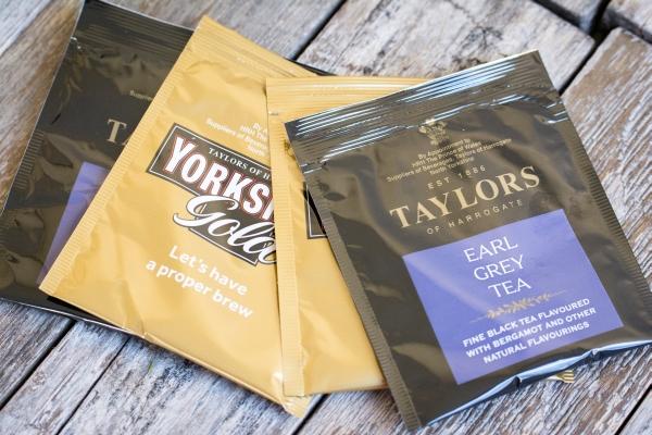 La thé box - Yorkshire Tea Time - Taylors of Harrogate