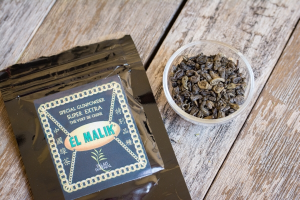 La thé box - Thé vert El Malik - Palais Impérial